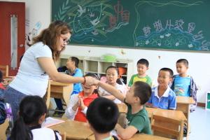 Paid English Teacher Internships
