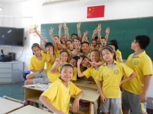 american-english-teacher-with-elementary-china-class-300x225